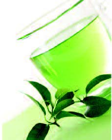 Ceai verde cu alcool picture